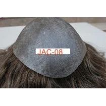Jac-08 Protese Capilar Grossa 130% Bem Resistente Jachair