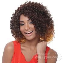 Lace Front Wig (peruca) Sintetica