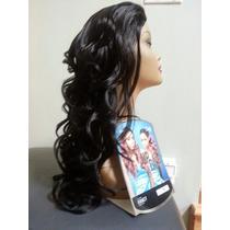 Peruca Half-wig Da Outregratis Franja De Cabelo Humanotictac