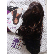 Peruca Lace Front Sintetica Freetreess Equal - Show Girl