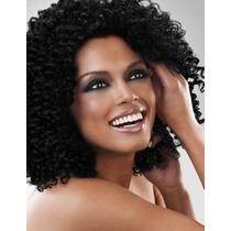 Kanekalon 3tela Castanho Natural Afro 20cm Frete Grátis