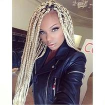 Kanekalon Loiro Soft Silk Plus Hair Ideal Tranças Twist