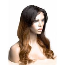 Peruca Ombre Hair Importada Igual Cabelo Humano!!
