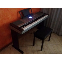 Piano Digital Yamaha 88 Teclas Dgx640