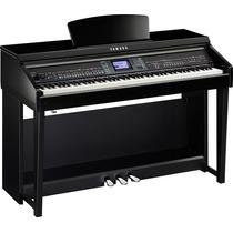 Clavinova Yamaha Cvp601pe Na Cheiro De Música Loja!