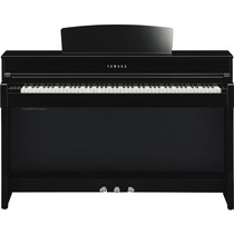 Clavinova Yamaha Clp545 Pe Na Cheiro De Música Loja !!