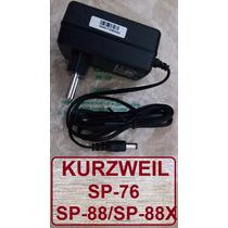 Fonte 12v Piano Kurzweil Sp-76 Sp-88 (x) Nova Bivolt Automat