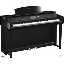 Clavinova Yamaha Cvp705pe Na Loja Cheiro De Musica !!