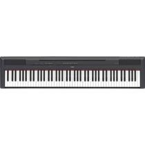 Piano Digital Yamaha P-115b 88 Teclas Ghs Preto