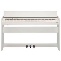 Piano Roland F130r Wh - Loja Bolero Music - Nf E Garantia