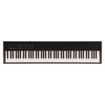 Piano Digital Roland F-20 Marrom Com 88 Teclas