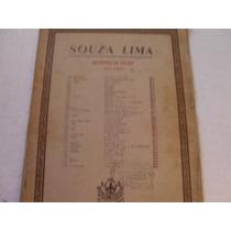 Souza Lima, Partituras Para Piano