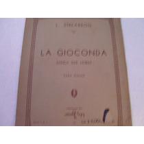 L. Streabbog, Partitura Para Piano, La Gioconda