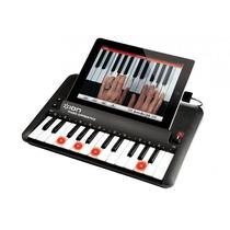 Teclado 25 Teclas Para Ipad Iphone Ipod Ion Pianoapp