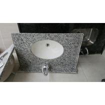 Pia De Banheiro Sem Torneira - Somente Retira!!