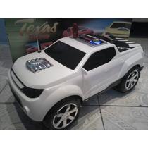 Mini Carro Com Som Texas Mp3
