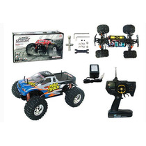 Mad Truck R/c Rtr, Profissional Similar Kyosho Monster!!!!