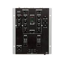 Mixer Dj 2 Canais Gemini Ps 424 X