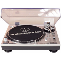 Toca Discos Audio-technica At-lp120-usb - Djfast