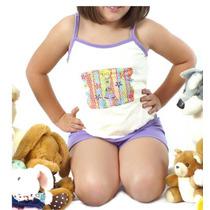 Kit C/ 50 Baby Doll De Malha Infantil - Frete Grátis