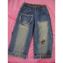 Calça Infantil Jeans Da Kazzo