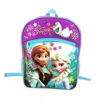Mochila Disney Frozen Ana E Elsa Importada Pronta Entrega