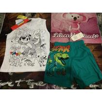 Pijama Para Colorir Tigor T. Tigre Frete Grátis N°10