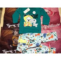 Pijama Tigor T. Tigre Original Frete Grátis