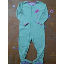Pijama Macacão Importado Carters Infantil Menina 2 Anos