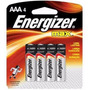 Pilha Energizer Max Aaa4 - 5 Embalagem Com 4 Pilhas