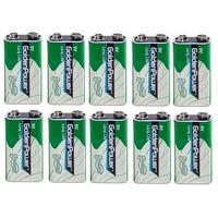 Bateria 9 Volts Para Sensor Infravermelho Sem Fio Ecp