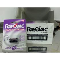 Pilha Bateria Lithium Cr2 3v Rayovac Original