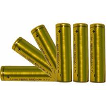 Bateria Recarregavel P/ Lanterna Tatica Cree Led Police ..