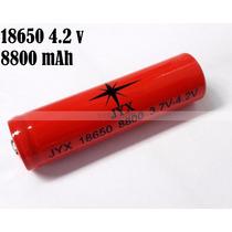Bateria Recarregável 18650 8800mah 4.2v 18650 A Melhor