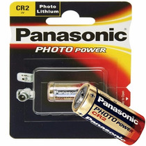 Bateria Panasonic Photo Power Cr2 3v Lithium