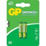Pilha Aaa Greencell Zinco/carbono 1.5v 24g C2 Gp