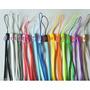 10 Cordinhas Cordões - Celular Pen Drive Chaveiro Mp3-17cm