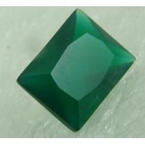 2.5 Cts De Pedra Em Esmeralda Verde Retangular