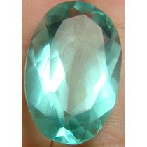 13.0 Cts Pedra Em Berilo De Água Marinha Verde Oval Vvs