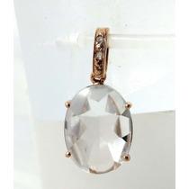 Pocao2005- Pingente Ouro 18k Diamante Vivara! Frete Grátis!