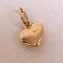 Pingente Coração - Ouro 18k - Codpg06