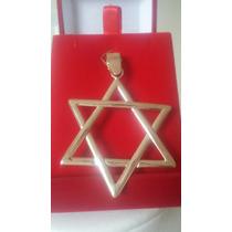 Medalha Estrela De Davi