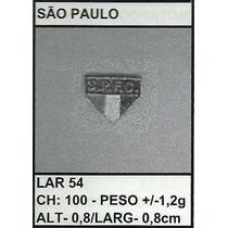Pingente/medalha Ouro/prat 1.2g São Paulo Christianjoias.net