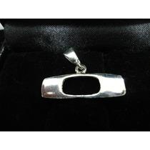 Pingente Da Oakley Em Prata 925 Apenas R$ 20,00