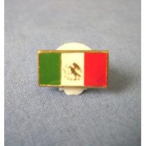 Pin Bandeira Do Mexico