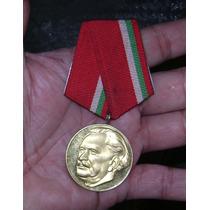 Medalha Comunista / Uniao Sovietica 1982 / Frete Gratis