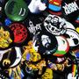 100 Botons Personalizado - Frete Grátis Para Todo Brasil!