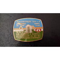 Memorabília Lions Club - Lindíssimo Pin - Vejam A Foto !!!
