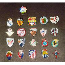 Pins Liga Espanhola 2013 - 2014 - Raros - Novos