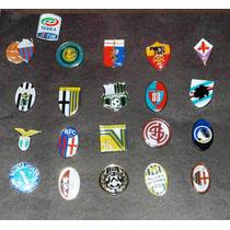 Pins Campeonato Italiano - Calcio 2013/2014 - Raros